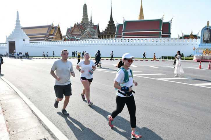 Old Town running tour in Bangkok - 10 km