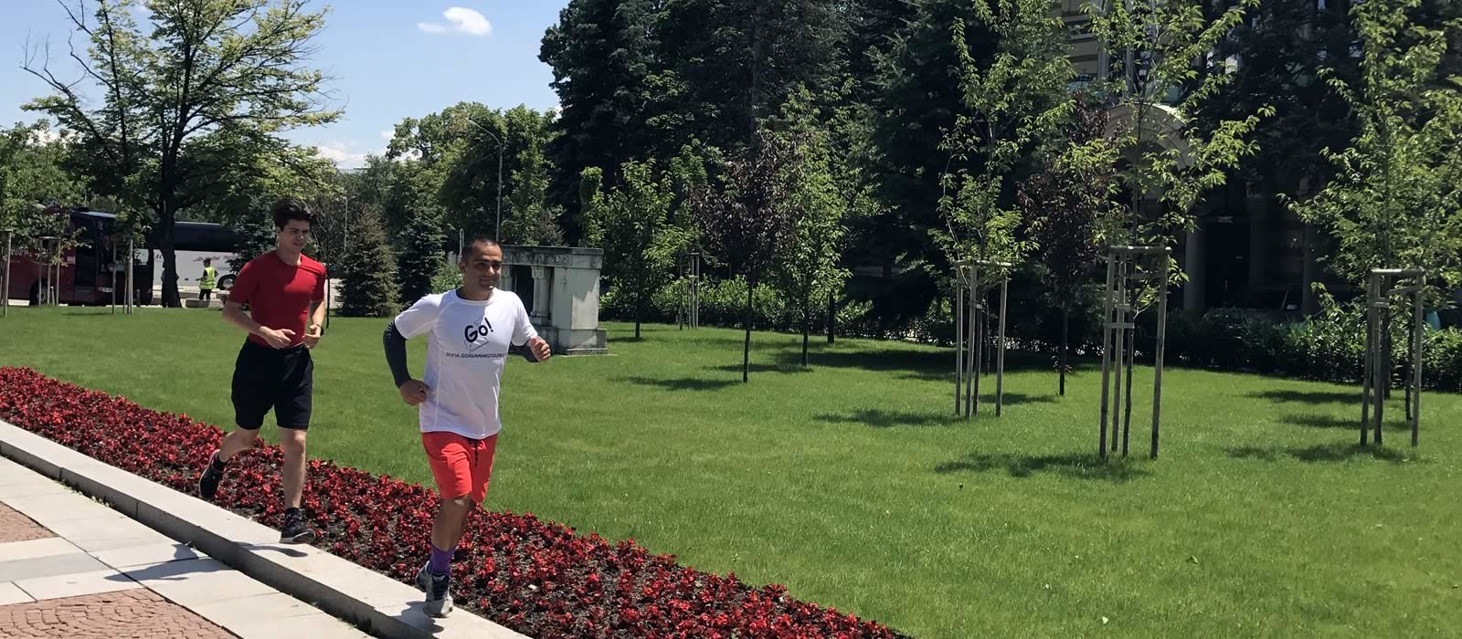 Running Tours in Sofia