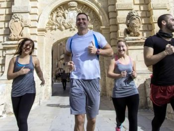 Running Tours in Malta