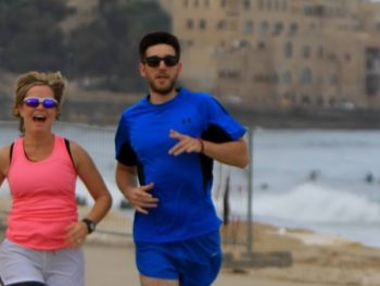 Running Tours in Tel Aviv