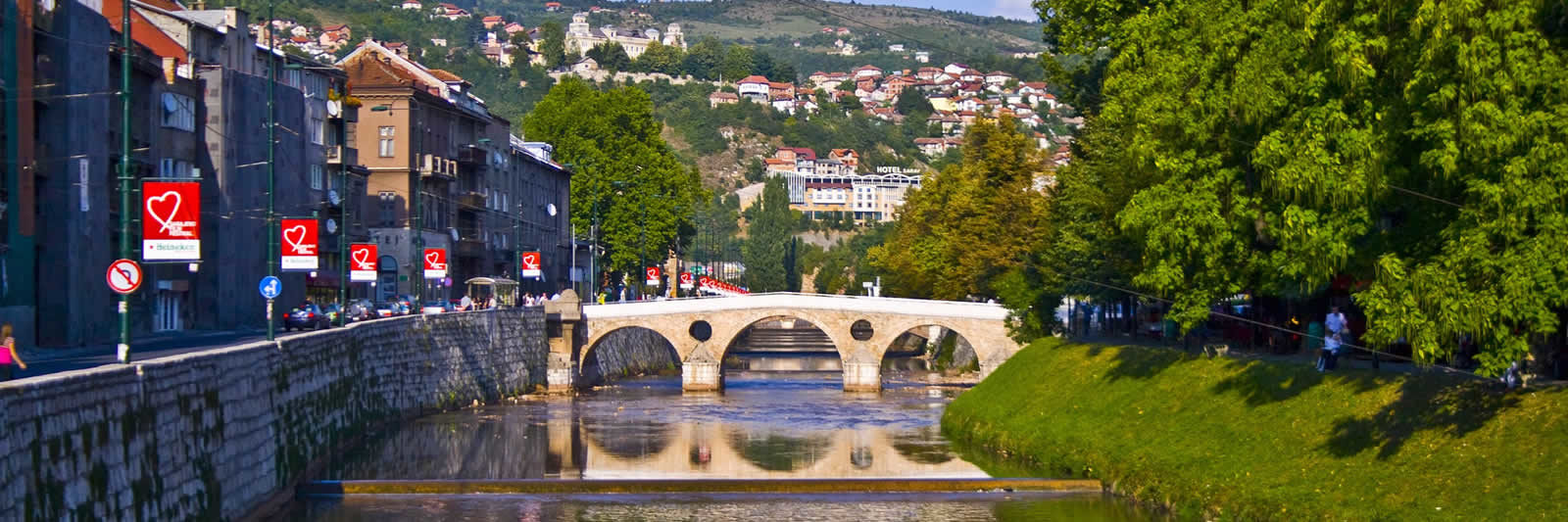 Running in Bosnia and Herzegovina