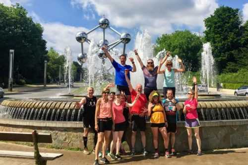 PRIVATE ATOMIUM AND ROYAL PARKS TOUR - 9K