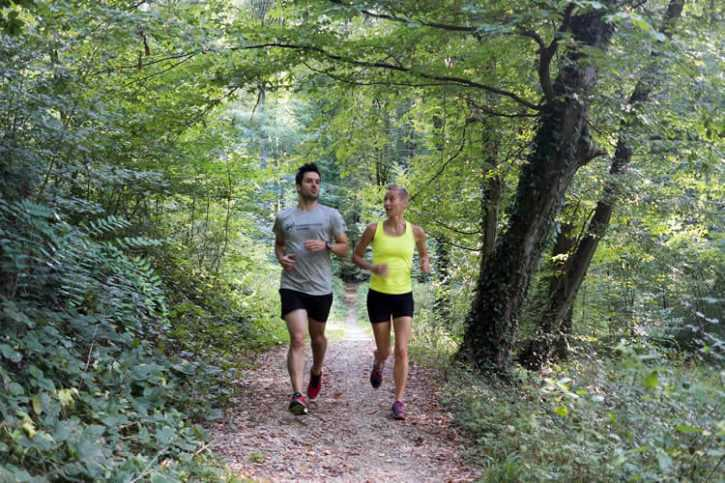 Trail Running at Sljeme Mountain in Zagreb - 24 km