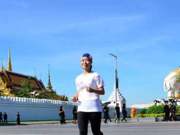 Running tours in Bangkok