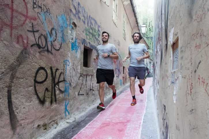 Zagreb city centre Running Tour -11 km