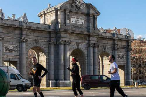 Madrid Must See Tour 10KM