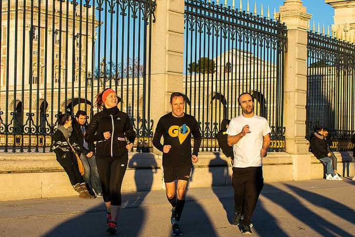 Madrid Express Run 6.5 km Running Tour